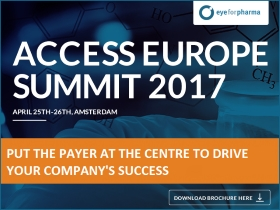 Save the date and meet with us at Europe's no.1 meeting place for market access, pricing, reimbursement.