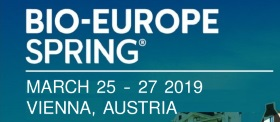 Let's meet at the Bio Spring Europe 2019 that will be held in Vienna, Austria on March 25-27, 2019
